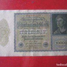 Billetes extranjeros - Alemania. Billete de 10000 marcos. 1922 - 109452899