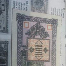 Billetes extranjeros: GEORGIA 100 LARIS 1993 SC KM38. Lote 115380702