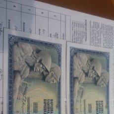 Billetes extranjeros: YUGOSLAVIA 50 DINARA 1981 1978 SC KM89. Lote 115384155