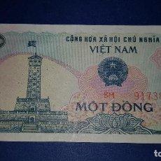 Billetes extranjeros: 1 DONG VIETNAM (1985) S.C. PK 90- 1098. Lote 115582311