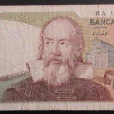Billetes extranjeros: ITALIA. BILLETE DE 2000 LIRAS. 1973.. Lote 116461711