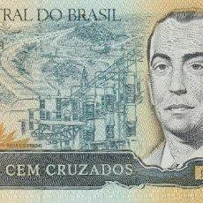 Billetes extranjeros: BRASIL- 100 CRUZADOS-SC. Lote 116641267