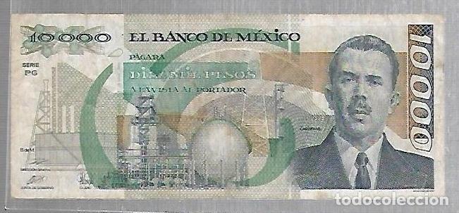 10000 pesos mexicanos a euros