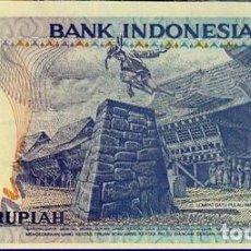 Billetes extranjeros: INDONESIA - 1 BILLETE DE 1000 RUPIAS - SC - AUTENTICO 100%. Lote 129184991