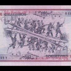 Billetes extranjeros: BRASIL 100 CRUZEIROS 1984. PICK 198B. SC. UNC . Lote 158217210