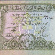 Billetes extranjeros: BILLETES - AFGHANISTAN - 10 AFGHANIS (1354-1975) REEMPLAZO - SERIE 99T2952639 - PICK-47B (SC). Lote 121542159