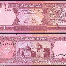 Billetes extranjeros: AFGANISTAN AFGHANISTAN 1 AFGHANI 2002 PICK 64 SC / UNC. Lote 150834860