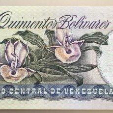 Billetes extranjeros: VENEZUELA. 500 BOLIVARES. Lote 125185199