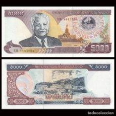 Billetes extranjeros: LAOS -5000 KIP - AÑO 2003 - S/C. Lote 174162775