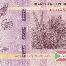 Billetes extranjeros: BURUNDI 2.000 FRANCS 2015. Lote 128321563