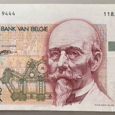 Billetes extranjeros: BELGICA. 100 FRANCOS. BEYAERT. Lote 134066793