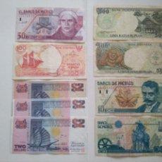 Billetes extranjeros: LOTE DE BILLETES EXTRANJEROS. Lote 104500539