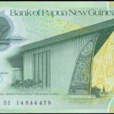 Billetes extranjeros: BILLETE PAPÚA NUEVA GUINEA 2 KINA 2014. Lote 143121696