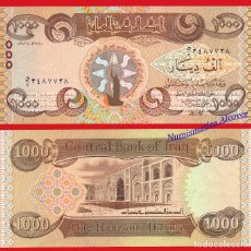 Billetes extranjeros: IRAQ IRAK 1000 DINARES 2018 NUEVO DISEÑO - SC. Lote 194339053