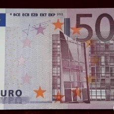 Billetes extranjeros: 500 EUROS 2004-2011 SC- / AUNC LETRA X ALEMANIA FIRMA J.C.TRICHET . Lote 147291962