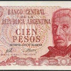 Billetes extranjeros: CMC ARGENTINA 100 PESOS ND (1973-76) PICK 297 SC. Lote 148950274