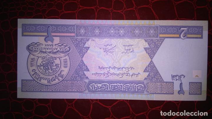 BILLETE DE AFGANISTAN (Numismática - Notafilia - Billetes Extranjeros)