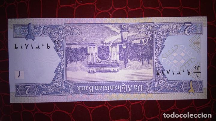 Billetes extranjeros: billete de afganistan - Foto 2 - 149956766