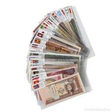 Billetes extranjeros: DE 48 PAÍSES MÁS DE 94 BILLETES DEL MUNDO PAPEL MONEDA UNC. Lote 150157166