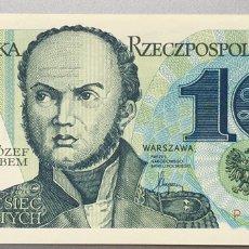 Billetes extranjeros: POLONIA. 10 ZLOTYCH. Lote 151713396