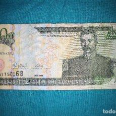 Billetes extranjeros: BILLETE REPUBLICA DOMINICANA - 10 PESOS DE ORO - 2003. Lote 156508346