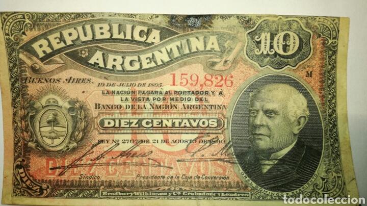 BILLETE (Numismática - Notafilia - Billetes Extranjeros)
