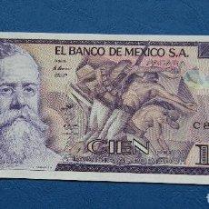 Billetes extranjeros: MEXICO BILLETE DE 100 PESOS 1982. Lote 159811930