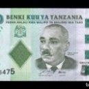 Billetes extranjeros: TANZANIA 500 SHILLINGS AMANI ABEID KARUME 2010 PICK 40 SC UNC. Lote 160383794