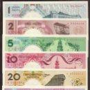 Billetes extranjeros: POLONIA. SERIE COMPLETA DE 9 VALORES 1 - 500 ZLOTYCH 1990. PICK 164-172. S/C. VER DESCRIPCIÓN.. Lote 161246597