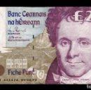 Billetes extranjeros: IRLANDA IRELAND 20 POUNDS 1993 PICK 77 BC F. Lote 161273210