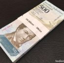 Billetes extranjeros: VENEZUELA 25 BILLETES CORELATIVOS DE TACO DE 500 BOLIVARES . Lote 165395346