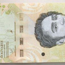 Billetes extranjeros: VENEZUELA. 500 BOLIVARES.. Lote 165730833