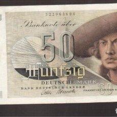 Billetes extranjeros: BILLETE DE EUROPA ALEMANIA MUY RARO. Lote 166026886