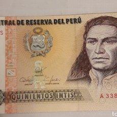 Billetes extranjeros: BILLETE. Lote 167630961