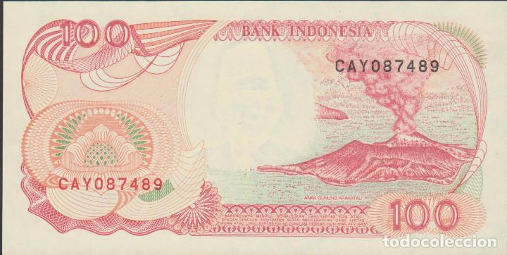 Billetes extranjeros: BILLETES - INDONESIA 100 RUPIAS - 1992/92 - SERIE CAY087490 - PICK-127A (SC) - Foto 2 - 167964116