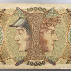 Billetes extranjeros: ALEMANIA. 10000 MARCOS 1923. BADISCHE BANK. Lote 168785484
