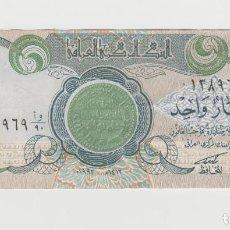 Billetes extranjeros: IRAQ- 1 DINAR. Lote 169230848