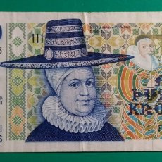 Billetes extranjeros: ISLANDIA 1961. BILLETE 5000 KRÓNUR. MBC.. Lote 171212067