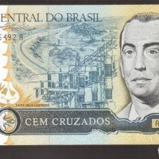 Billetes extranjeros: BILLETE DE AMERICA BRASIL PLANCHA . Lote 171349857