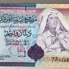 Billets internationaux: LIBIA 1 DINAR. Lote 171723972