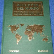 Billetes extranjeros: BILLETES DE EL MUNDO - AFINSA - EL MUNDO. Lote 172317767