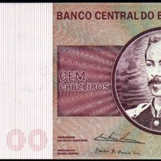 Billetes extranjeros: BRASIL - 100 CRUZEIROS 1974 PICK.19 A/B - S/C. Lote 173963169