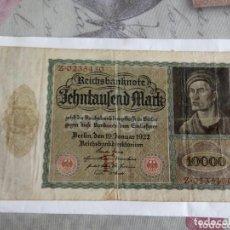 Billetes extranjeros: BILLETE ALEMAN. Lote 174134877