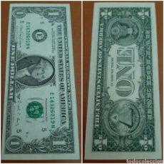 Billetes extranjeros: BILLETE EE.UU (1.988) ONE DOLAR. Lote 175344880