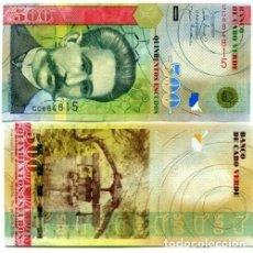 Billetes extranjeros: CAPE VERDE 500 ESCUDOS 2007 P-69 UNC. Lote 175803692