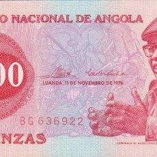 Billetes extranjeros: BILLETES - ANGOLA - 1000 KWANZAS 1976 - SERIE BG 636977 - PICK-113 (SC). Lote 270234733