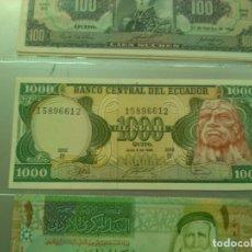 Billetes extranjeros: ECUADOR. 1000 SUCRES 8.6.1988. S/C. Lote 179533283