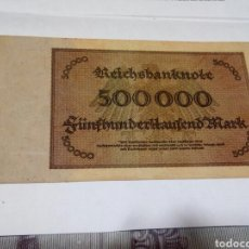 Billetes extranjeros: BILLETE ALEMÁN. Lote 180498738