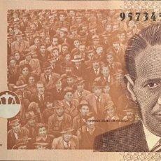 Billetes extranjeros: COLOMBIA BILLETE 1000 PESOS AÑO 2004 PK450F UNC. Lote 180840533