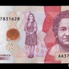 Banconote internazionali: COLOMBIA 10000 PESOS 2015 PICK 460 AA SC UNC. Lote 291160973